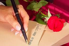 Les lettres d'amour