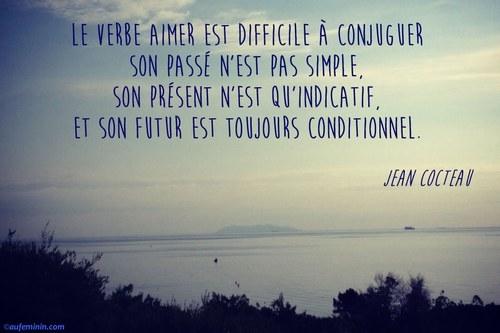 Le Verbe Aimer Est Difficile A Conjuguer Mes Livres Et Mes Mots Douceurs