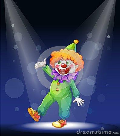 une-danse-de-clown-33695216