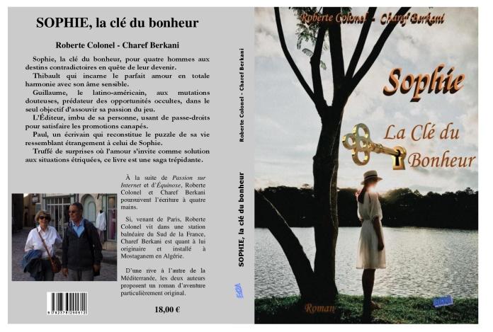 Ed2A Couverture Sophie la cle du bonheur de Roberte Colonel et de Charef Berkani -1--001 (1)